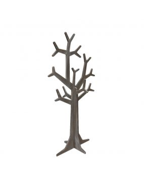 Standgarderobe Baum - Grey wash