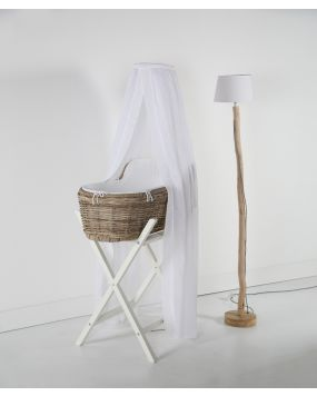 Knitted weiß - Himmel