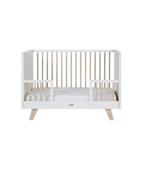 Fynn Weiß / Natur - Umbaubett 70x140