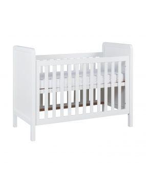 La Première Weiß - Bett 60x120