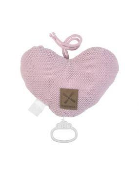 Knitted Rosa - Spieluhr