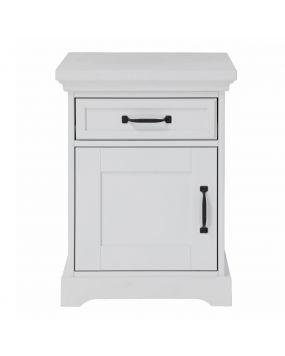 Savona Weiß ohne Kreuz - Nachttisch